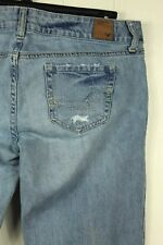 American Eagle Favorite Boyfriend Womens Distressed Destroyed Jeans Size 10