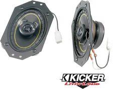 97-02 Jeep Wrangler TJ Replacement Front Dash Speaker Kit # KWF-9702