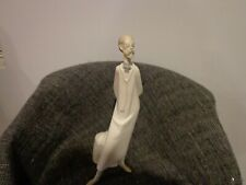 Retired Lladro 1968 Early 4602 Doctor Medico, with Base, Matte