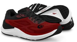 Topo Athletic Ultrafly 3 Red/Black Road Running Shoe Men's sizes 7-15/NEW!!!