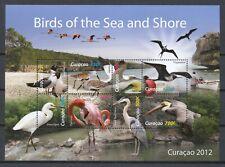 CURAÇAO 2012 - KUST- EN ZEE-VOGELS / BIRDS OF THE SEA AND SHORE - POSTFRIS
