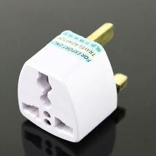 Universal US EU AU Converter to UK HK Travel Power Plug Charger Adapter