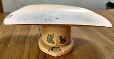 New listing Vintage 1950-1960 Brearley Counselor Nursery Scale Baby Pink, Elephant & Horse