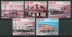 Fiji Architecture Stamps 2019 MNH Morris Hedstrom Department Store 5v Set