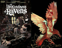 Unkindness of Ravens 1 Set Cover A / B FREE SHIPPING