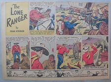 Lone Ranger Sunday Page by Fran Striker and Charles Flanders from 9/17/1939