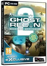 Tom Clancy's Ghost Recon Advanced Warfighter 2 - PC DVD - New & Sealed