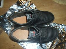 RARES CHAUSSURES MEPHISTO homme CUIR NOIR T 42 BE A 35€ ACH IMM FP COMP MOND RE