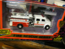 Road Champs Fire Rescue Washington Dc Crew Cab Truck-Free Shipping