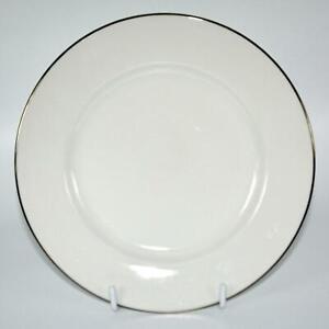 """Royal Doulton """"SIMPLY PLATINUM"""" Salad Entrée Plate(s) - 19.5cm wide - LIKE NEW"""