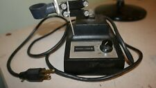 Bausch Amp Lomb Microscope Illuminator Transformer And Holder 31 35 28