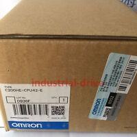1Pcs New C200he-Cpu42-E C200hecpu42e Plc Omron Cpu Unit Plc Module