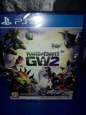Plants vs Zombies Garden Warfare 2 PS4 NEW / SEALED FREE SHIPPING