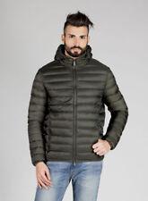 Cappotti e giacche da uomo piumino con cappuccio