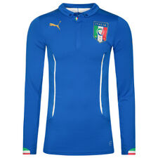 Italy Puma Home Shirt World Cup 2014 XL Player Issue ACTV BNWT L/S