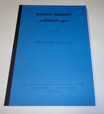 Werkstatthandbuch / Workshop Manual Austin Healey Sprite Mark I Frogeye, 1958-61