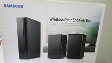 Samsung SWA-8000S 2.0 Channel 80 Watt Wireless Audio Soundbar Accessory NEW