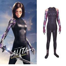 Alita: Battle Angel Cosplay Costume Spandex Zentai Bodysuit Jumpsuit Halloween