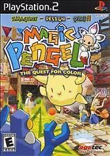 Magic Pengel: The Quest for Color (Sony PlayStation 2, 2003) ** DO