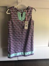 Gorgeous Girls Vineyard Vines Scallop Print Tunic Dress Sz 7 BNWT $65.00