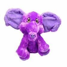 """Kellytoy Sugarloaf Purple Elephant Plush 11"""" Stuffed Animal Toy 2018"""