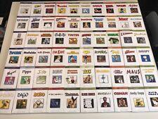 I Classici Del Fumetto Di Repubblica - Serie Completa da 1 a 60