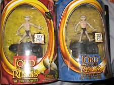 Lord of the Rings Gollum Figure lot   NEW IN PACKAGE