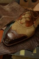 New Handmade Men Unique Italian Style Leather Luxury Shoes, los zapatos de cuero