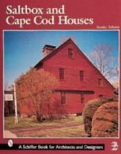 Saltbox and Cape Cod Houses by Schuler, Stanley