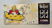CORGI CLASSIC #05401 ~ THE BEATLES COLLECTION ~ YELLOW SUBMARINE