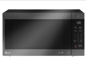 LG NeoChef 2.0 Cu. Ft. Countertop Microwave Smart Inverter EasyClean Black