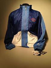 Vintage Starter MLB Baseball Toronto Blue Jays Track Rain Jacket Teflon New Tags