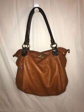 J. Crew Brown Leather Hobo Purse Bag XL  $298