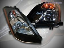 FIT 350Z JDM Z33 Fairlady Black Projector Headlights