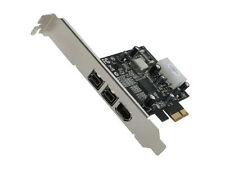 Vantec UGT-FW210  2+1 FireWire 800/400 PCIe Combo Host Card