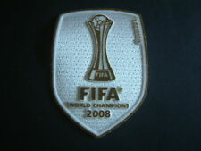 TOPPA ufficiale WINNER FIFA official PATCH 2008 for MUFC Sencilia Sporting Id