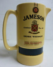COLLECTOR , GRAND PICHET JAMESON , 50 CL , EN CERAMIQUE , WJ3 *