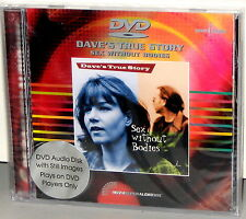 CHESKY DVD CHDVD 174: Dave's True Story - Sex Without Bodies - OOP 1998 SEALED