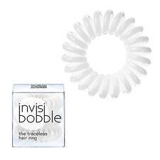 Invisibobble - Haargummi Haarabbinder Telefonhaargummi Innocent White