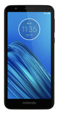 Motorola Moto E6 - 16GB - Starry Black UNLOCKED- Single SIM