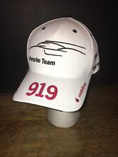 Le Mans Porsche Team 919 Hat Cap One Size