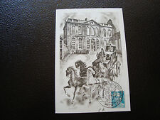 FRANCE  - carte 6/5/1950 (cy65) french