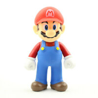 "Nintendo Super Mario Bros Brothers PVC Action Figure 5"" 13.5 cm Toy Gift Doll"
