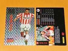 ARDIAN KOZNIKU AS CANNES LA BOCCA FOOTBALL CARD PREMIUM PANINI 1995