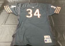 Vintage Wilson Walter Payton Jersey Bears Authentic Pro Line Champion Game Used?
