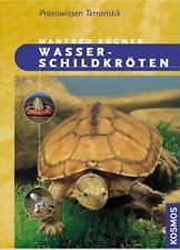 Wasser-Schildkröten Rogner neu geb.