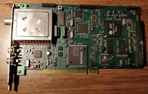 PC TV PCI Card AV Composite Video Audio Capture