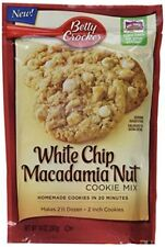 Betty Crocker White Chip Macadamia Cookie Mix, 14 Oz (3 Packs)