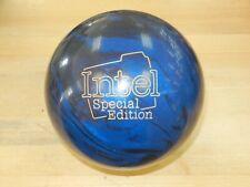"""NIB 15# Radical Intel Pearl SE Bowling Ball w/Specs of 15.1/3-4"""" Pin/3.50oz TW"""