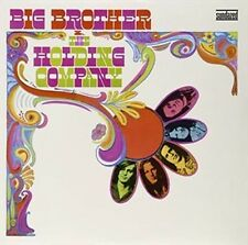 Big Brother & The Holding Company 0090771518811 by Janis Joplin Vinyl Album